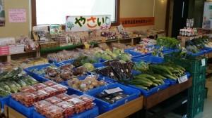 農産物売り場