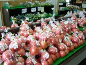 店内トマト